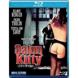 Salon Kitty Blu ray Helmut Berger