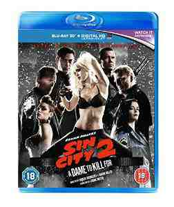 Sin City Dame Kill Blu ray
