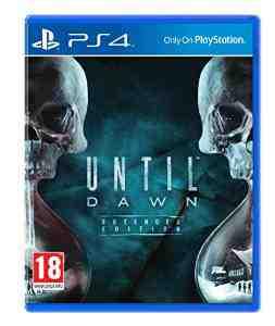 Sony 711719815136 Until Dawn PS4