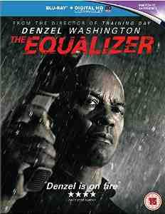 The Equalizer Blu ray Denzel Washington