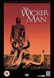 The Wicker Man DVD