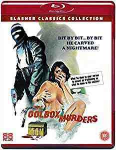 Toolbox Murders Blu-ray