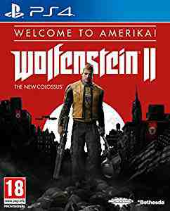"""Wolfenstein II: The New Colossus """"Welcome to Amerika"""" Pack"""