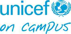 unicef on campus logo