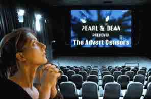 prayer at cinema
