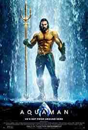 Poster Aquaman 2018 James Wan