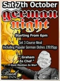 german night buck inn