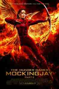 Poster Hunger Games Mockingjay P 2015 Francis Lawrence