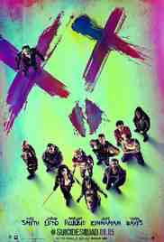 Poster Suicide Squad 2016 David Ayer