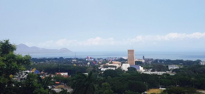 Managua view