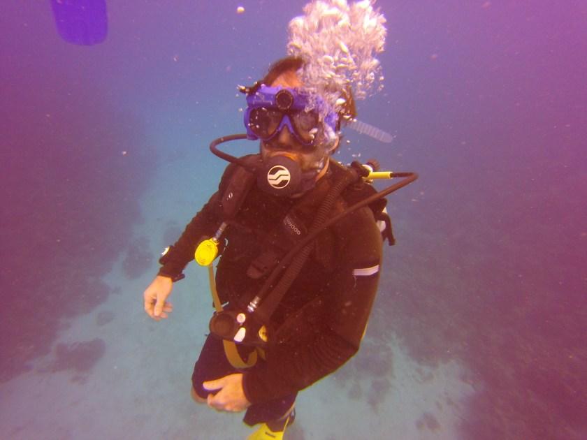Diving Corn Islands