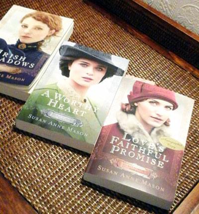 Susan Anne Mason's Trilogy