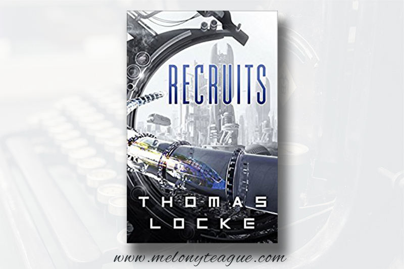 Recruits book review by Melony Teague