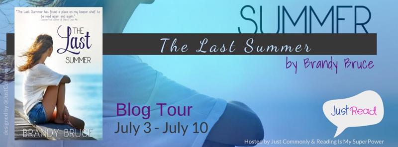 The Last Summer Blog Tour