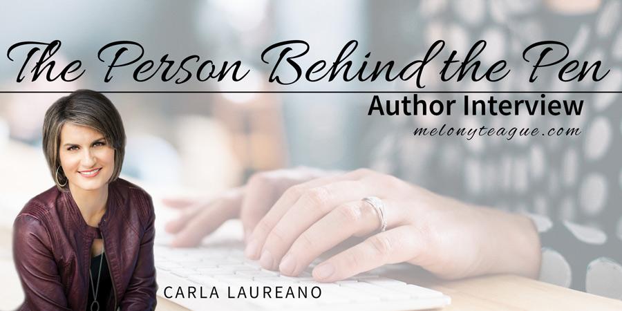 Author interview Carla Laureano