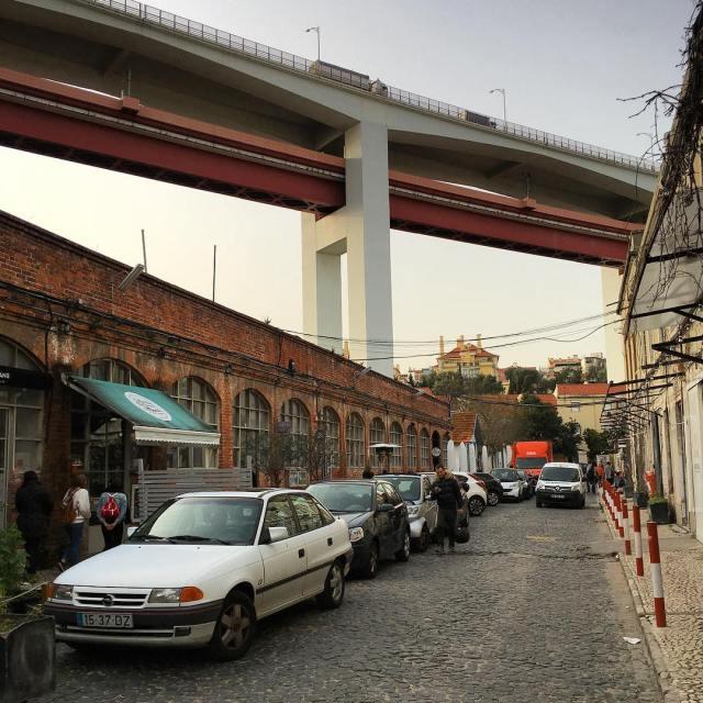 lxfactory lisboa lisbon portugal citybreak pontde25abril