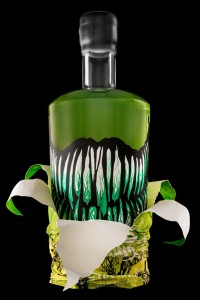 Coolest packaging ever. (Photo c/o Arbutus Distillery)