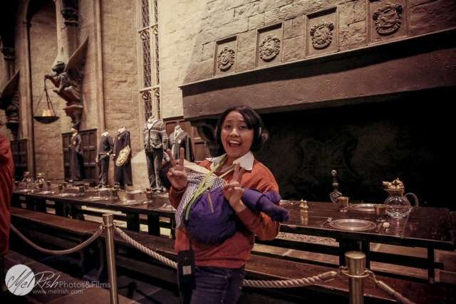 The Hogwart's Great Hall