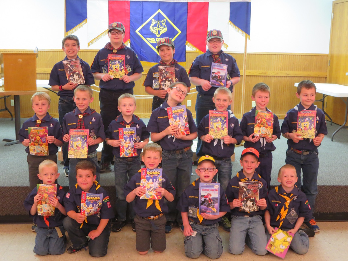 A Scoutmaster S Blog Comics