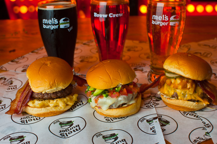 Get directions · rating · 0. Mel S Burger Bar
