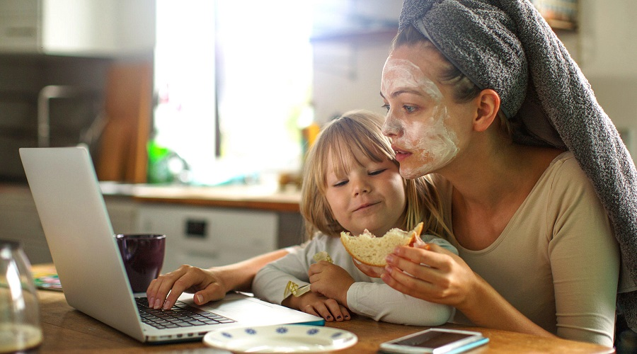time saving tips for working mums