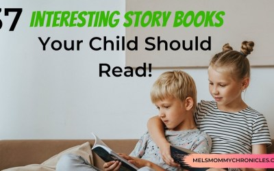 Storybooks For Kids: 37 Interesting Storytime Books Your Child Should Read
