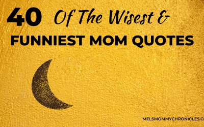 Funny Quotes About Moms: 40 Quotes About Parenting To Share On Mother's Day