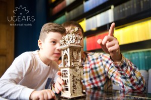 Ugears Archballista Tower Model
