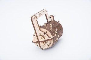 Ugears Combination Lock 0228