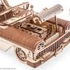 Ugears Cabriolet VM-05 Mechanical Model Kit