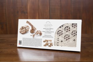 Ugears Set of Addiotion for Truck Face