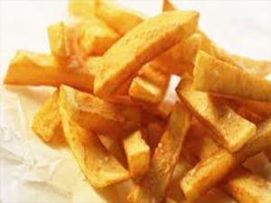 Τηγανιτές Πατάτες