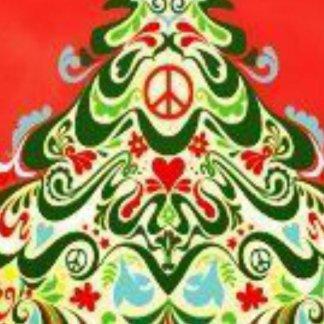 Hippy Christmas wax Melts