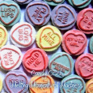 Candy Crush Wax Melts