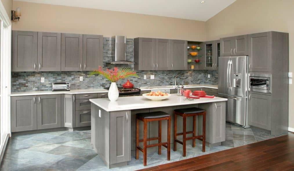 On Trend Monochromatic Palettes In The Kitchen Melton