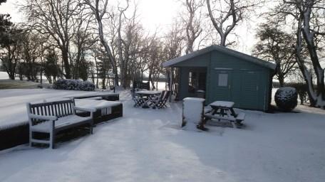 Snowy Halfway House