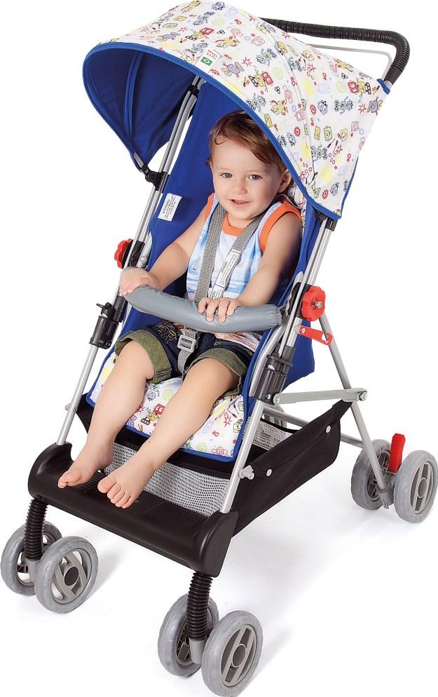 A Tutti Baby criou uma série de modelos para cada fase da criança. Imagem: Divulgação