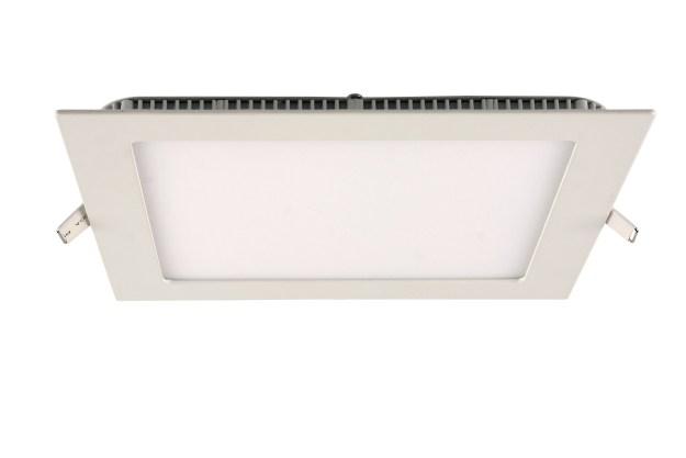 Spots ultrafinos de LED também serão destaque na Feicon. Imagem: Divulgação