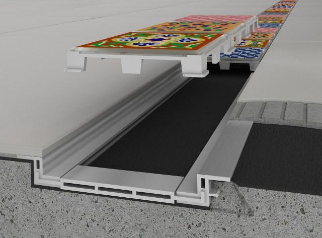 Linha Fun é novidade da Ralo Linear para a Expo Revestir 2015. Imagem: Divulgação