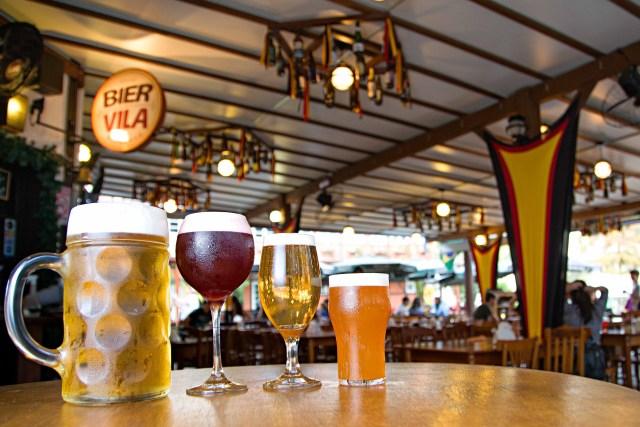 Casa especializada em cervejas vai selecionar a melhor receita de American India Pale Ale.  Imagem: Daniel Zimmermann