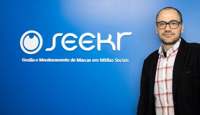 Ricardo Heidorn, da Seekr. Imagem: Divulgação