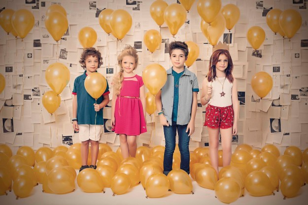 Playground traz peças especiais para festas como o Natal e o ano novo. Imagem: Actonove Fashion Photography