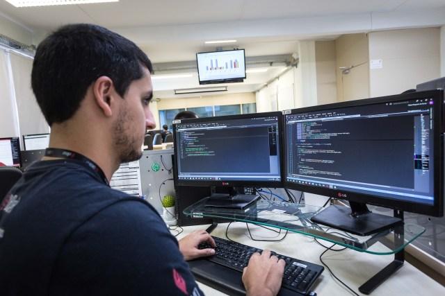Solução 0800net auxilia a Vicunha na organização e controle dos processos. Imagem: Daniel Zimmermann
