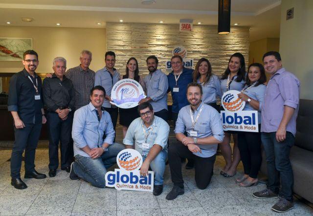 Eventos em Blumenau e Jaraguá do Sul marcaram a chegada da Global ao estado.  Imagem: Divulgação