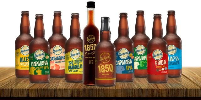 Cerveja Blumenau - 160920 - Garrafas