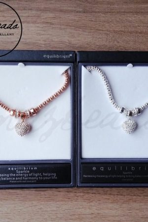 equilibrium mesh necklace