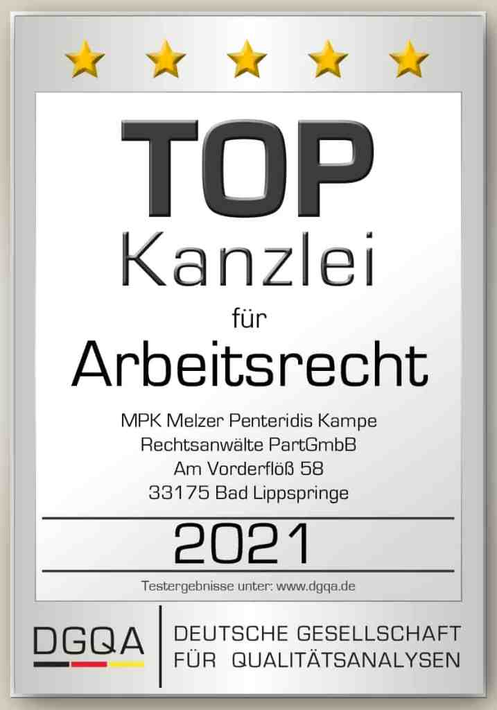 Ihre Fachkanzlei aus Paderborn • MPK – Melzer Penteridis Kampe• Fachanwalt Rechtsanwalt Arbeitsrecht