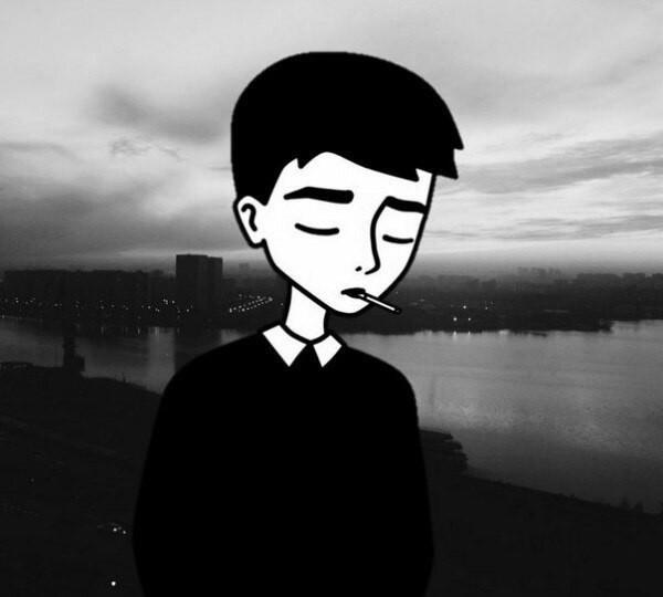 """Создать мем """"человек, картинки sad boy на аву, янг из ..."""