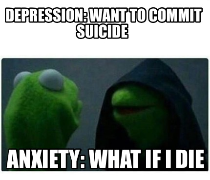 Image result for committing suicide memes