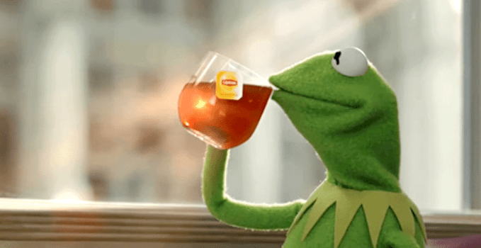 Meme Creator Kermit The Frog Thats None Of My Business